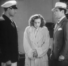 Greta Garbo And Nils Asther And Johnny Mack Brown In The Single Standard 1929 01jr