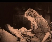 Mary Pickford And Gloria Hope In Tess Of The Storm Country Director John S Robertson 1922 24
